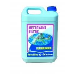 Nettoyant filtres piscine REVA FILTRE