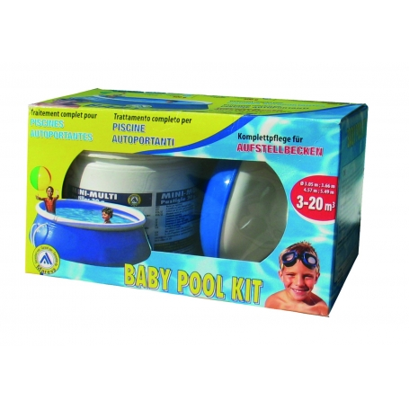 Chlore muti-actif BABY POOL KIT - Mareva