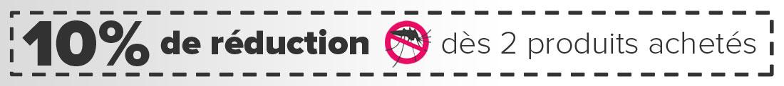 Promotion Anti Moustiques